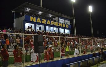 América-RN x River-PI é transferido da Arena das Dunas para o Nazarenão