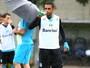 Inscrito na Libertadores, Werley espera ajudar grupo com experiência pelo tri