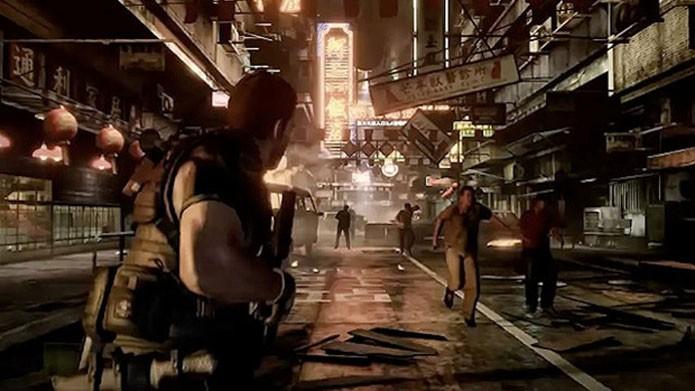 Resident Evil 6 em oferta na PSN (Foto: Divulgação)