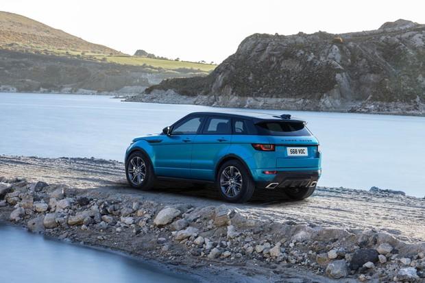 Range Rover Evoque Landmark (Foto: Divulgação)