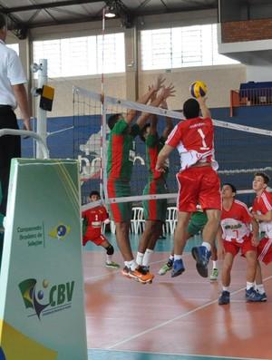 Voleibol acreano (Foto:  Edson Cavalli/CBV)