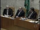 Janot e Cunha são colocados lado a lado na abertura do ano Judiciário