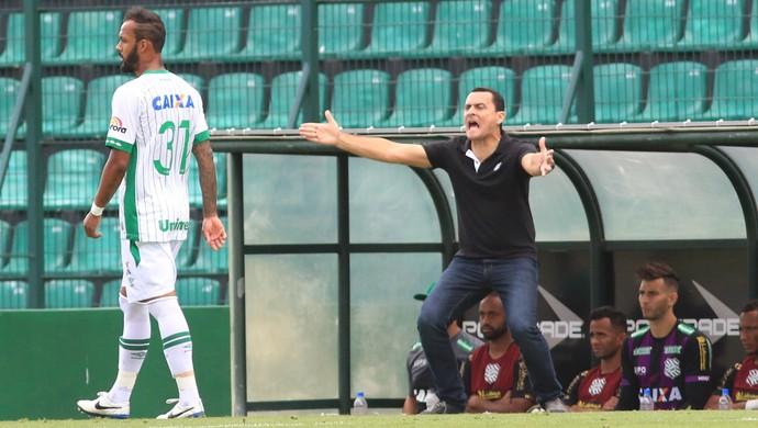 hudson coutinho figueirense (Foto: Luiz Henrique / FFC)