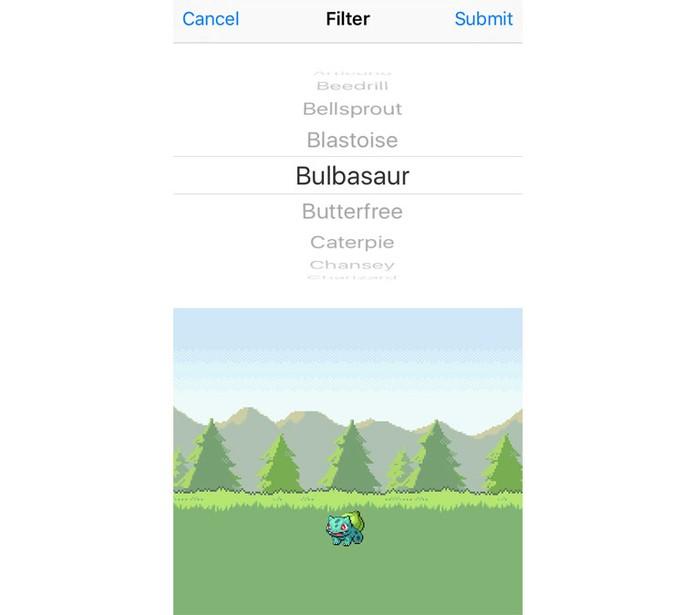 Saiba como usar o Poké Radar e encontrar Pokémon na região (Foto: Reprodução/Felipe Vinha)
