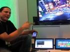 Com 'Smartglass', interatividade da TV chega a tablets e celulares