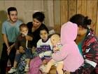 Família acolhe outras cinco nas enchentes de Santa Catarina