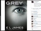 E.L. James lançará '50 tons de cinza' do ponto de vista de Christian Grey