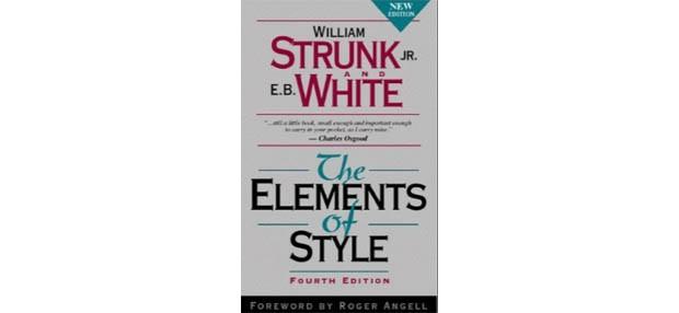 The Elements of Style (Foto: Divulgação)