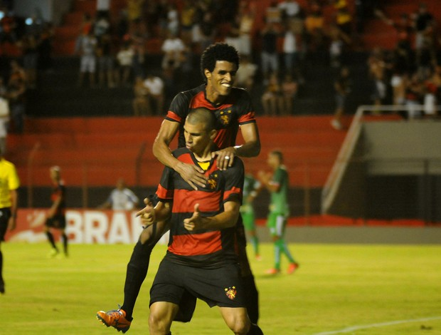 sport x salgueiro (Foto: Antônio Carneiro / Pernambuco Press)