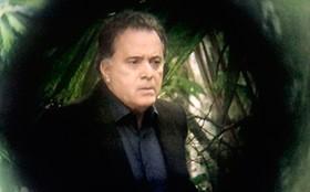 Bernardo ou Vic são os suspeitos de Tony Ramos para o assassinato de Bruno