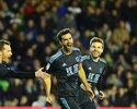 Betis busca empate duas vezes, mas Real Sociedad vence e entra no G-4