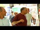 Renato Abi-Ramia fez campanha na  Alberto Braune, em Nova Friburgo, RJ