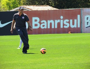Clemer técnico Inter (Foto: Tomás Hammes / GLOBOESPORTE.COM)