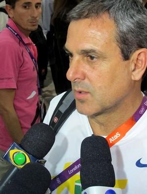vôlei Zé Roberto Guimarães brasil londres (Foto: Cahê Mota / Globoesporte.com)