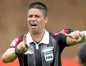 Francisco Carlos Nascimento jogo Palmeiras x Internacional Brasileirão (Foto: Ag. Estado)