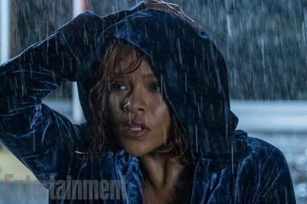 Rihanna como Marion Crane em Bates Motel (Foto: Canal Universal)