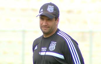 Felipe crava Diego Oliveira entre os titulares e rechaça mistério na Ponte