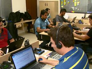 Empresa quer investir na carreira dos funcionários em Araraquara (Foto: Rodrigo Sargaço/EPTV)