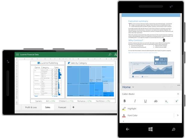 Office 2016, novo pacote de produtividade da Microsoft. (Foto: Divulgação/Microsoft)