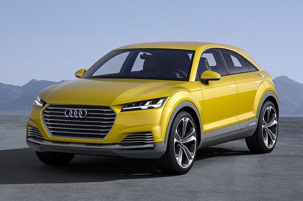 Audi TT Offroad Concept (Foto: Audi)