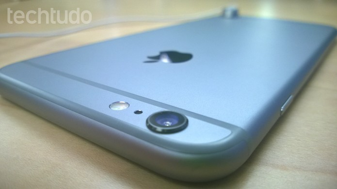 iPhone 6 Plus 05 (Foto: Elson de Souza/TechTudo)