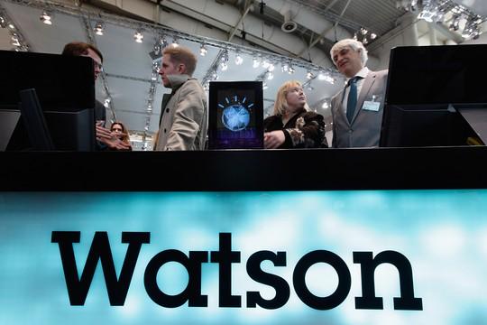 A tecnologia Watson, da IBM, já está sendo aplicada em sistemas de mais de 280 empresas pelo mundo (Foto: Sean Gallup/Getty Images)