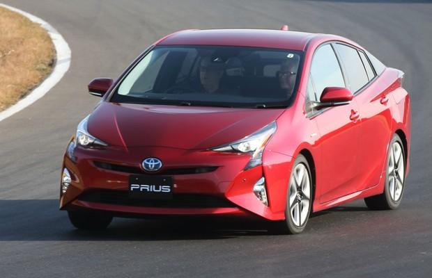 Novo Toyota Prius (Foto: Divulgação)