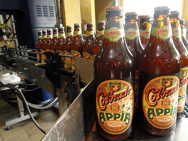 Cervejaria Colorado foi criada em 1996 em Ribeirão Preto, SP (Foto: Taiga Cazarine/G1)