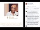 Morre o pai do cantor Marrone, aos 83 anos, em Goiânia