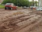 Bairros de Campo Grande atingidos pela chuva amanhecem com estragos