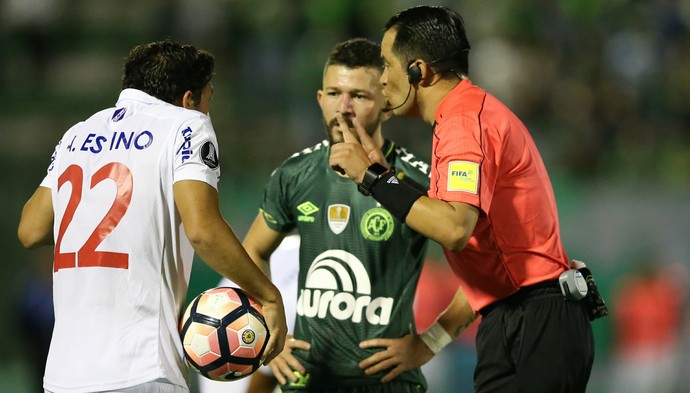 Rossi Chapecoense x Nacional (Foto: Cristiano Andujar/Getty Images)