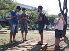 Graças a Pokémon Go, aluno da Unicamp descobre praça de 55 mil m²