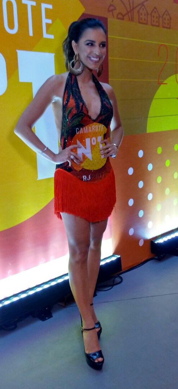 Mariana Rios (Foto: Editora Globo)