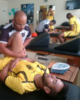 Início de trabalho terá avaliação física dos jogadores (Foto: Divulgação)