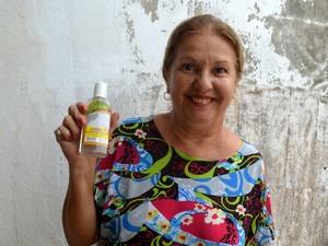 Maria de Fátima R. Nicolau disse que população oferece resistência a ações nas casas de Piracicaba (Foto: Claudia Assencio/G1)