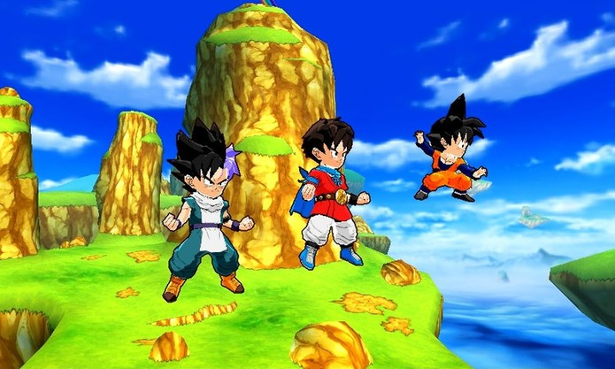 Dragon Ball: Fusions é o principal lançamento nesta semana (Foto: Divulgação/Felipe Vinha)