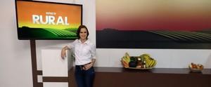 Ana Cláudia Mendes volta ao comando do Inter TV Rural (Ana Cláudia/Arquivo pessoal)