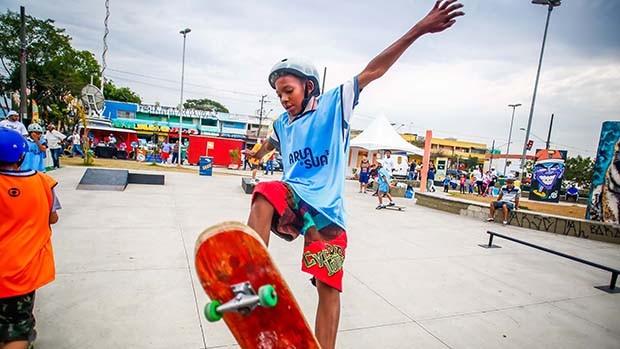"""Ação será dividida em três dias e em três espaços distintos, contemplando """"brincantes"""" de todas as idades (Foto: Divulgação/ Globo)"""
