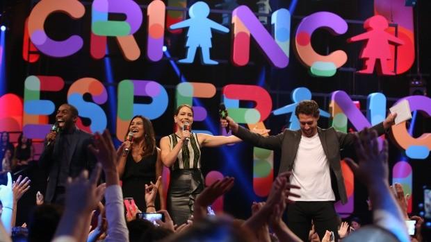 Show Criança Esperança: reveja programa na íntegra (Pedro Palmeiro)