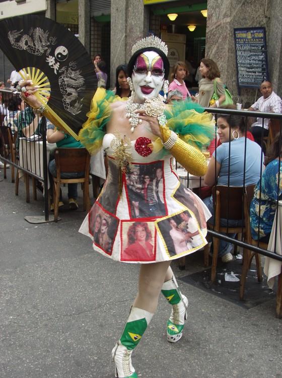 Patrimônio carioca: Isabelita dos Patins ganha merecida exposição em sua homenagem (Foto: Divulgação)