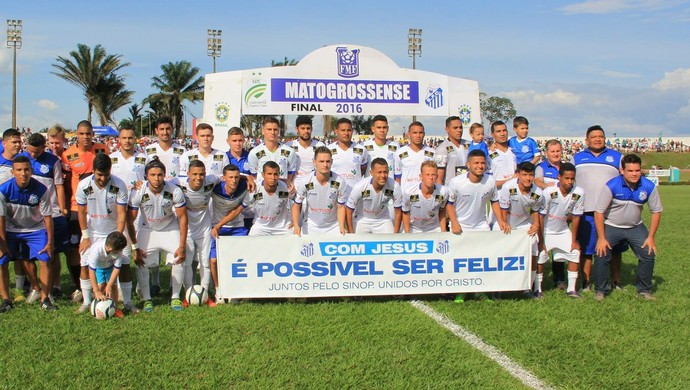 Sinop, Mato-Grossense 2016 (Foto: Valcir Pereira/Site SportSinop.com)