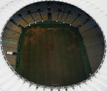Estádio do Maracanã em janeiro de 2017 (Foto: Reuters)