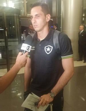 Gatito Botafogo (Foto: Marcio Iannacca )