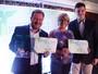 RBS TV vence prêmio estadual de jornalismo da Fatma