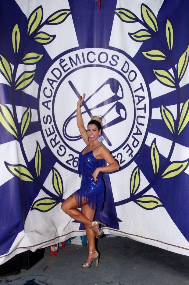 Aline Mineiro (Foto: Divulgação)