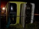 Cinco vítimas de acidente com ônibus em Minas seguem internadas