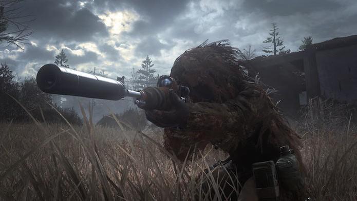 Call of Duty: Modern Warfare Remastered traz campanha clássica e gráficos repaginados (Foto: Divulgação/Activision) (Foto: Call of Duty: Modern Warfare Remastered traz campanha clássica e gráficos repaginados (Foto: Divulgação/Activision))