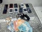 Dez pessoas são presas por roubo de residência em Caraguatatuba, SP