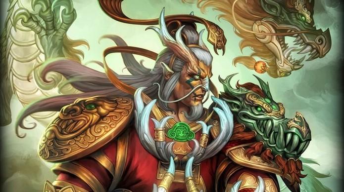 Ao Kuang tem poderes enormes em Smite (Foto: Divulgação/HiRez)