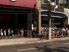 Último dia de cadastro biométrico tem longas filas em Vitória